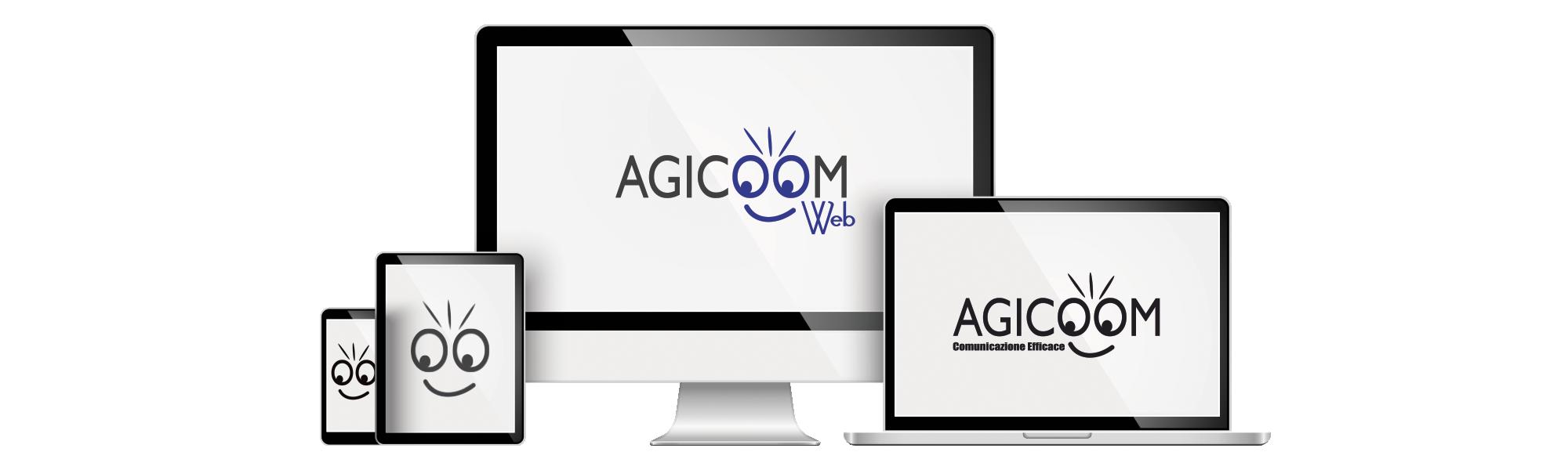 agicoom web siti realizzazione - AGICOOM   Agenzia Marketing Pubblicità e Comunicazione